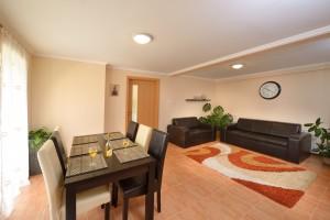 Apartman 2 - Nappali-étkező
