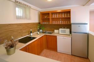 Apartman 2 - Konyha