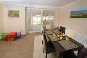 Apartman 1 - Étkező-konyha